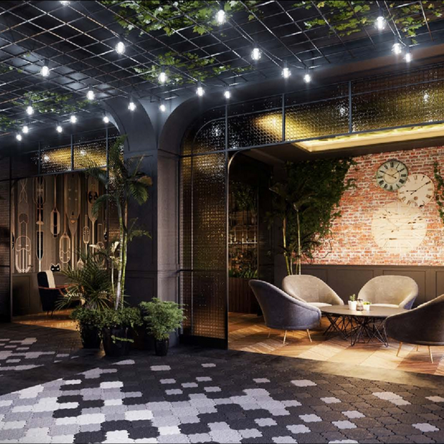 Chocolate Hotel Budapest 2019