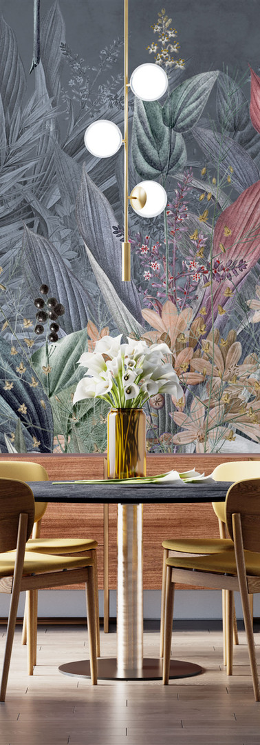 No 21 001               Floral Atmosphere