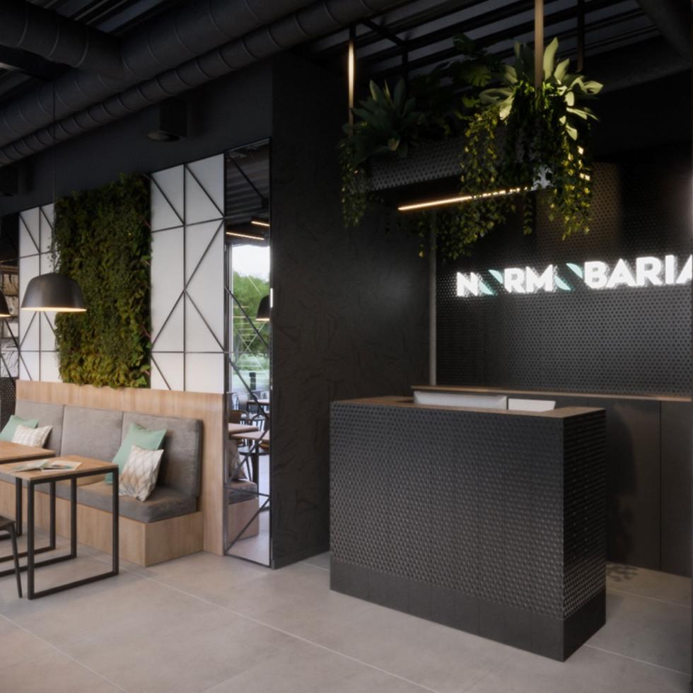NORMOBARIA_SERVICE BUILDING