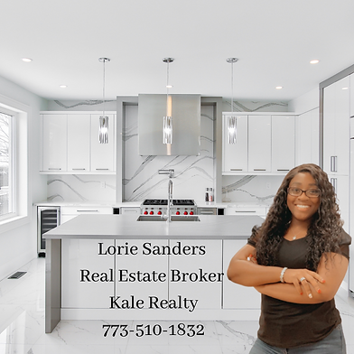 Lorie Sanders Real Estate Broker Kale Re