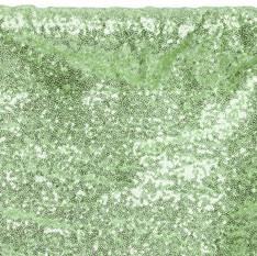 Mint Green Regular Sequin