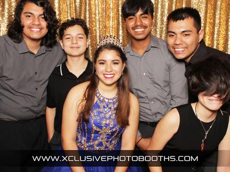 Romero Sweet 15 - Crystal Ballroom Venue - January 25, 2020