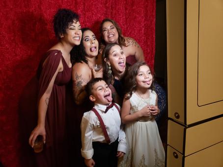 Flores Wedding - Noah's Event Venue - January 30th, 2020
