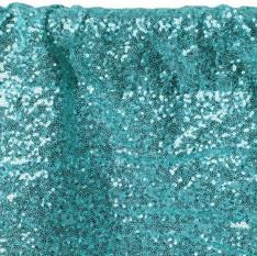 Turquoise Regular Sequin