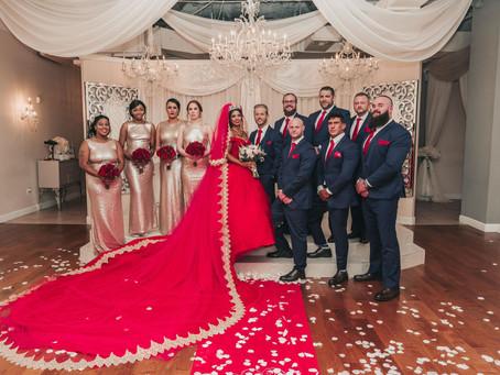 Curtin Wedding - June 20th, 2019 - Crystal Ballroom at Veranda Park