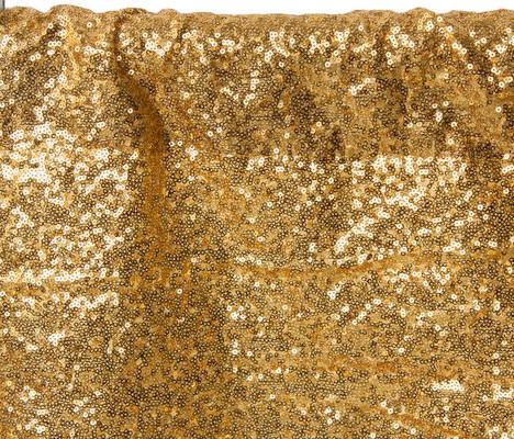 Gold Regular Sequin