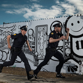 The London Police