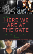 HERE WE ARE AT THE GATE (Book 1)