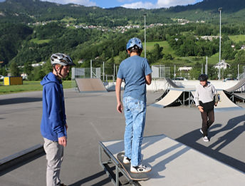 Skateboardkurs in Triesen von Freecrowd