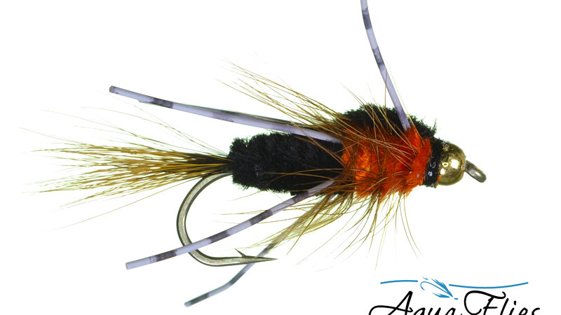 Bead Head Pepperoni Bug / Size 4
