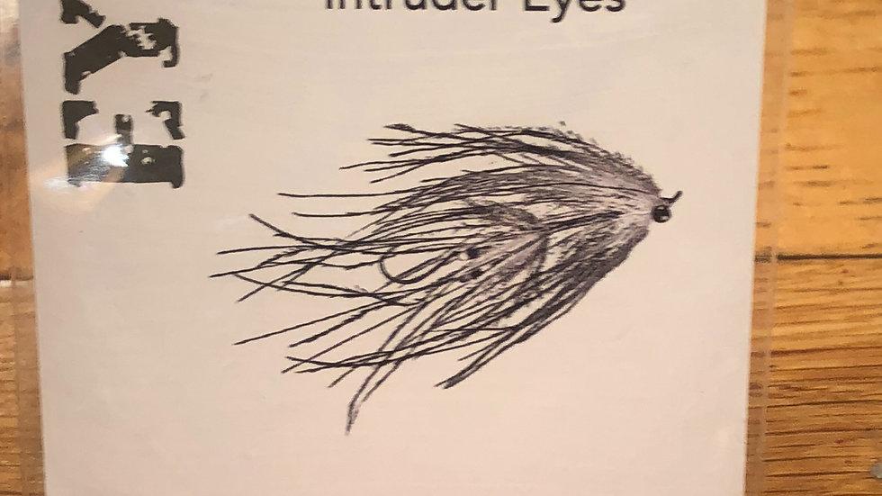 Aqua Flies Intruder Eyes / Pink