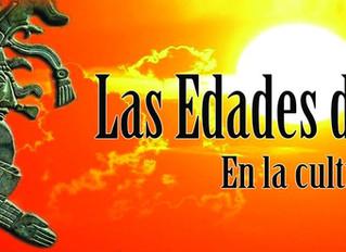 Las edades del sol en la cultura Maya
