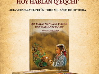 Los mayas nunca se fueron. Hoy hablan q'eqchi'.