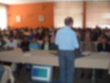 Ruud van Akkeren teaching