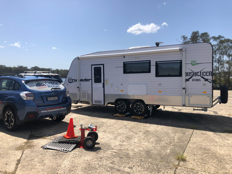 3 Main Reasons why people have their caravans and tow vehicles weighed !