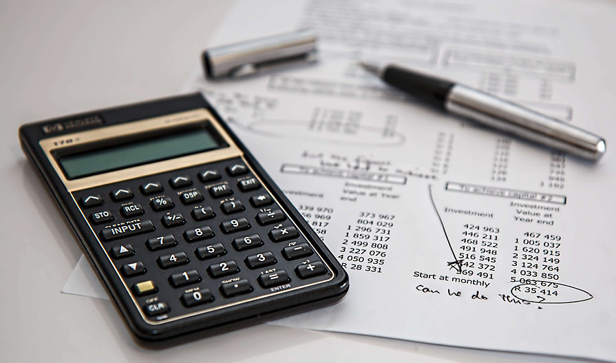 background budget planning