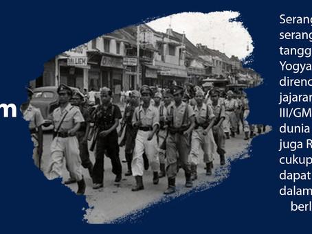 Memperingati Serangan Umum 1 Maret 1949