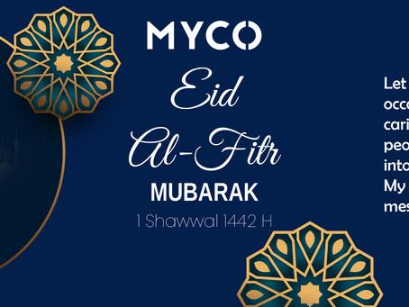 Eid Al-Fitr 1 Shawwal 1442
