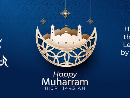 Happy Islamic New Years