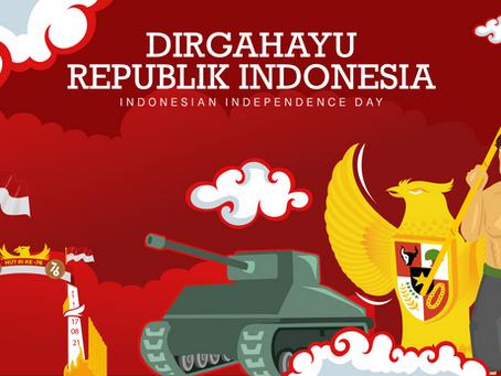 Dirgahayu Indonesia ke 76 Indonesia Tangguh, Indonesia Tumbuh