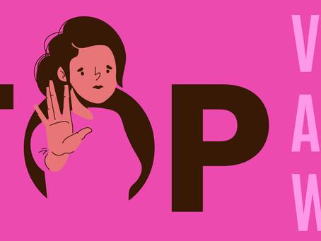Stop Kekerasan Terhadap Perempuan!