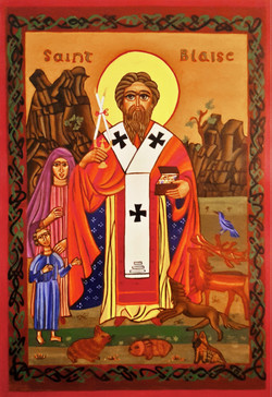 Saint Blaise de Sébaste