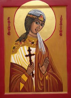 Sainte Justine