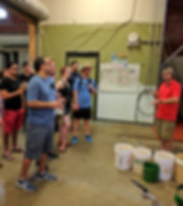 Hops & Grain Brewery Tour
