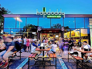 Austin South Congress Hopdoddy Burgers