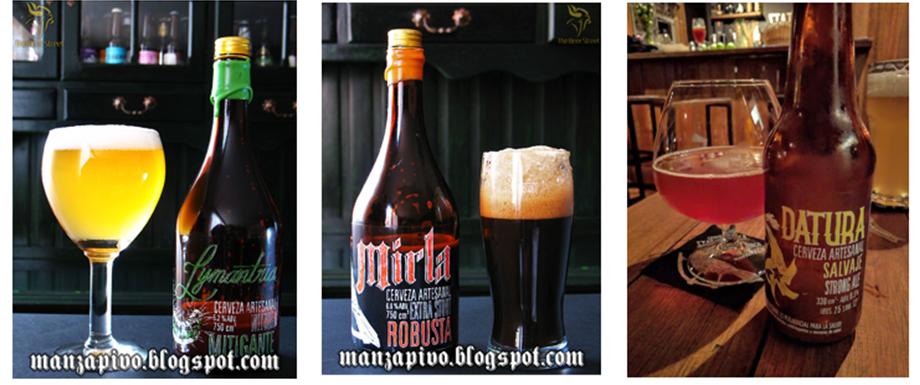 Statua Rota Craft Beers Lymantria, Mirla, Datura