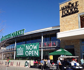 Domain Whole Foods in Austin TX