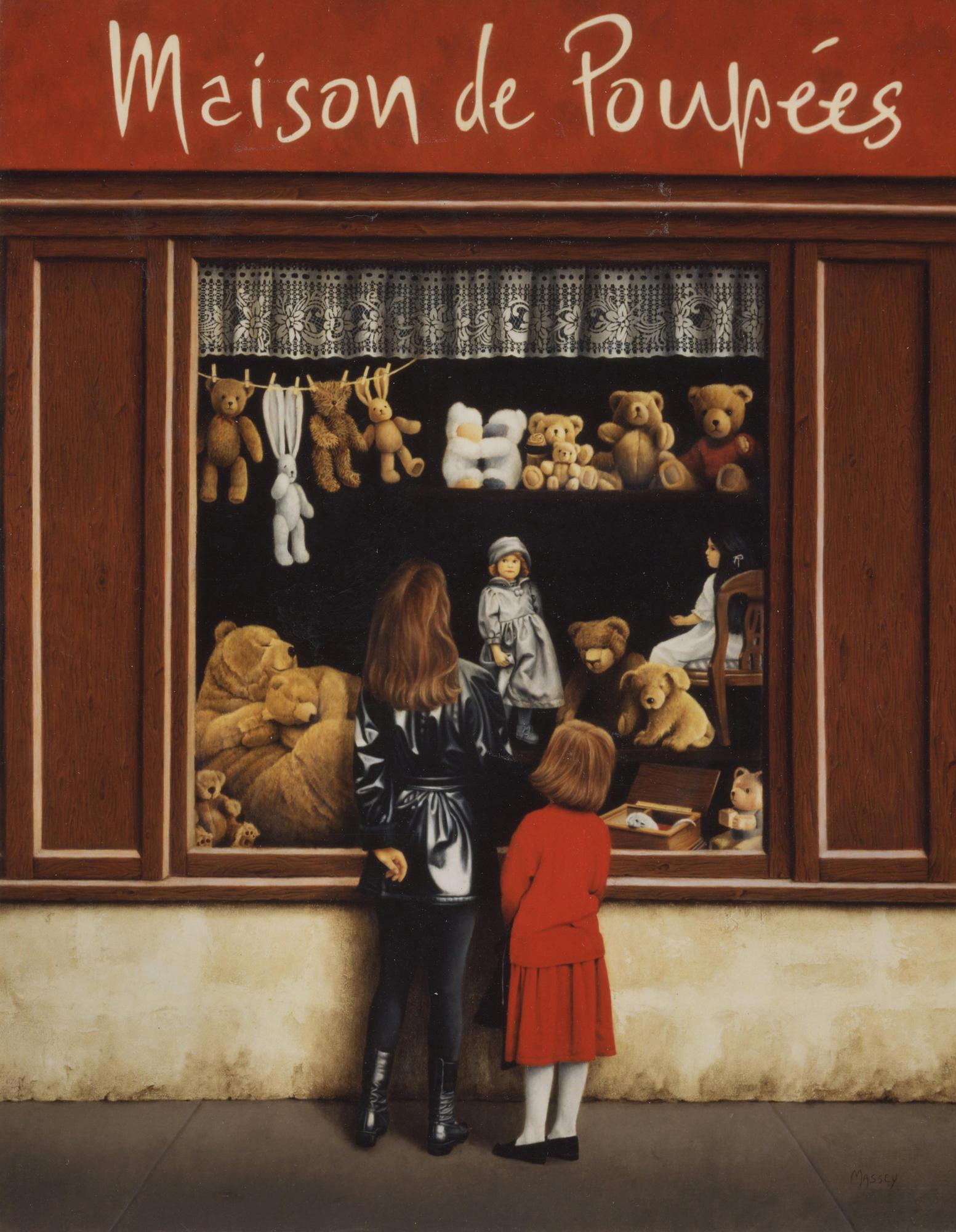 The Marionette Shop