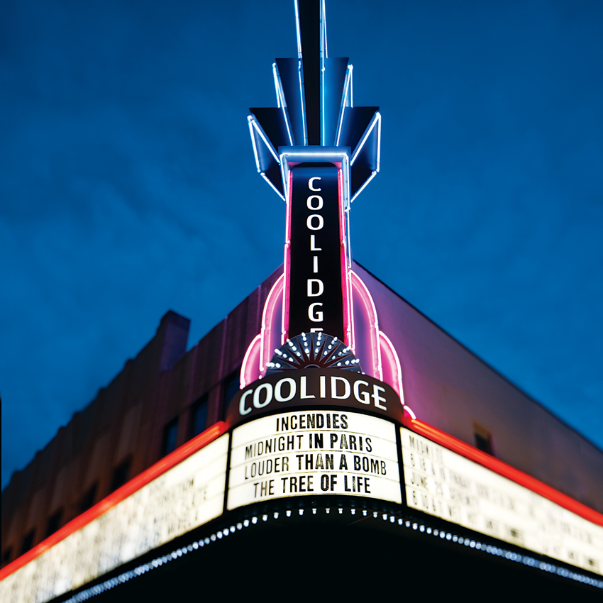 Coolidge Corner Theatre - Brookline