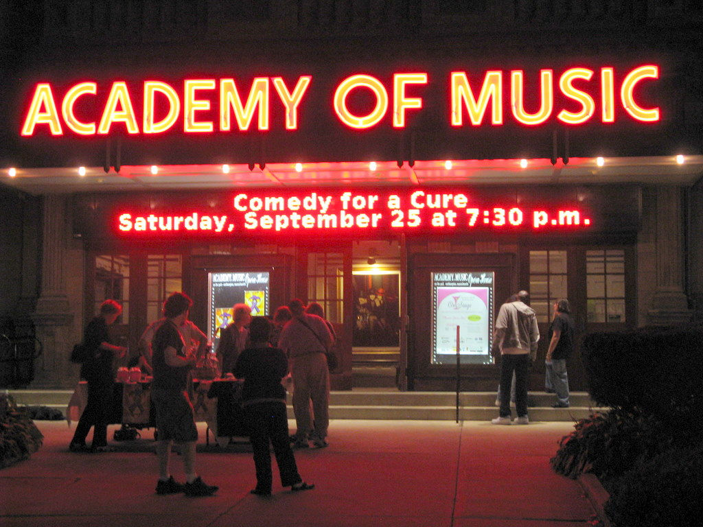 Academy of Music - Northampton, MA