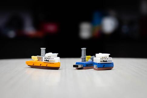Edison Chouest Offshore Ship USB Drives