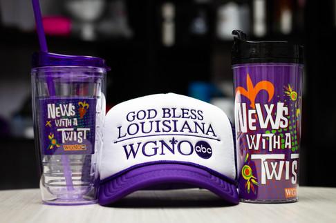 WGNO - News With a Twist