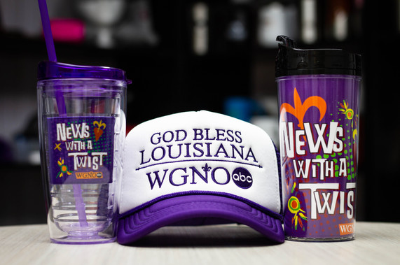 WGNO - News With a Twist