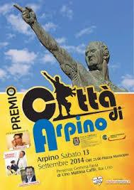 Premio Città di Cicerone 2014
