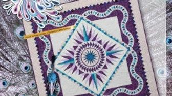 Pattern - Prancing Peacock