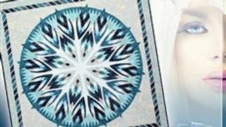 Quilt Kit - Quiltworx Yogo Sapphire