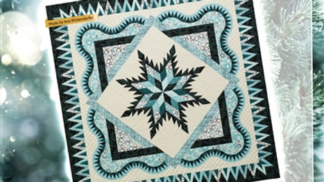 Quilt Kit - Quiltworx Wintergreen