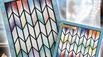 Pattern -Wisteria Lane
