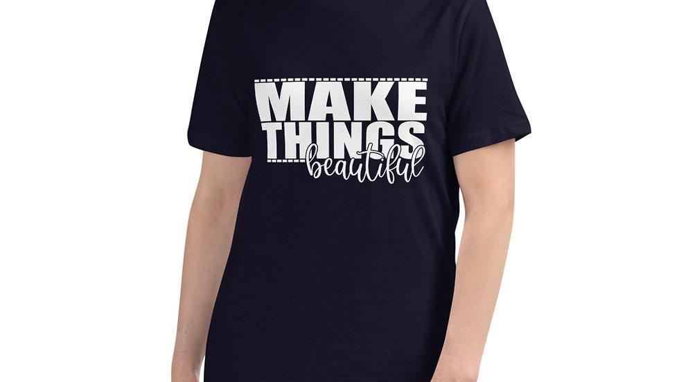 Crafting T-Shirt, Sewing, Quilting, Make Things Beautiful, Women's T-Shirt
