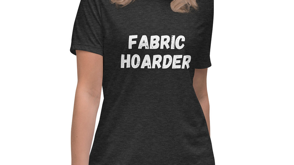 Funny Quilting T-Shirt, Sewing T-Shirt, Fabric Hoarder
