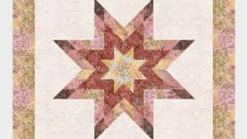 Quilt Kit - Starbaby -Sandstone