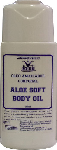 ALOE SOFT BODY OIL