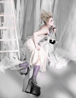 Fashion editorial styled by Kieran Ho