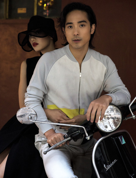 Alex Lam & Louise Wong