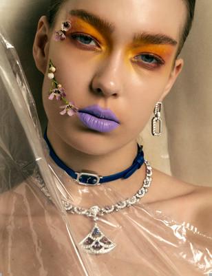 Fashion & Jewellery Editorial Styled by Kieran Ho