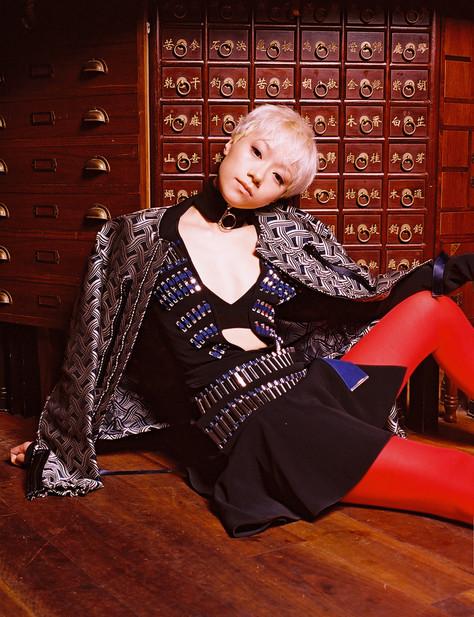 Suki Wong (DJ Sukimama, Sukixx) Styled by Kieran Ho